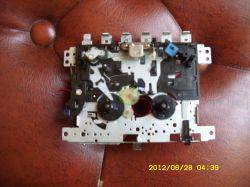 Radiomagnetofon Clatronic SRR510 - nie przewija kaset do przodu.