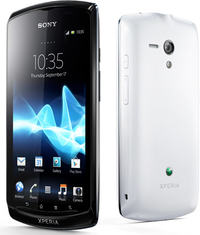 SONY Xperia Neo L - nowy smartphone z Android 4.0