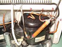 Lodówka Amica AK312- problem z zamrażarką