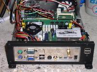 CarPC zasilacz samochodowy do PC