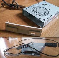 Mały wzmacniacz audio 12V w komputerze, tętnienia, szumy