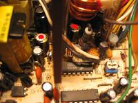 Zasilacz NeoTec X3800 piszczy, trzeszczy po zwarciu na +5V