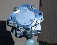 Astra F 1.7 DTL wymiana pompy wspomagania
