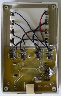 Tester akumulatorów R6