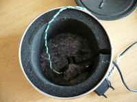 Głośnik do komórki na TDA7056 - 3W - praktyczna obudowa