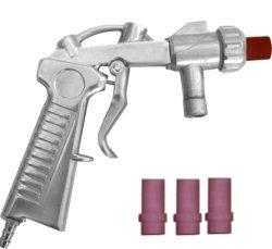 Piaskowanie- pistolet jaki wybrać?