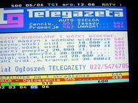 LCD Samsung LE37S71B pionowa ciemna smuga