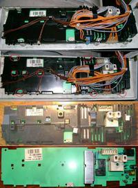 BOSCH MAXX WFL 1200 wymiana grzałki i naprawa programatora