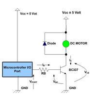 Motor i AVR, po��czenie ich razem?