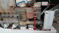 Bosch SRS 5602 - Nie myje, wyciek wody