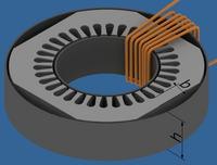 Transformator toroidalny a standardowy