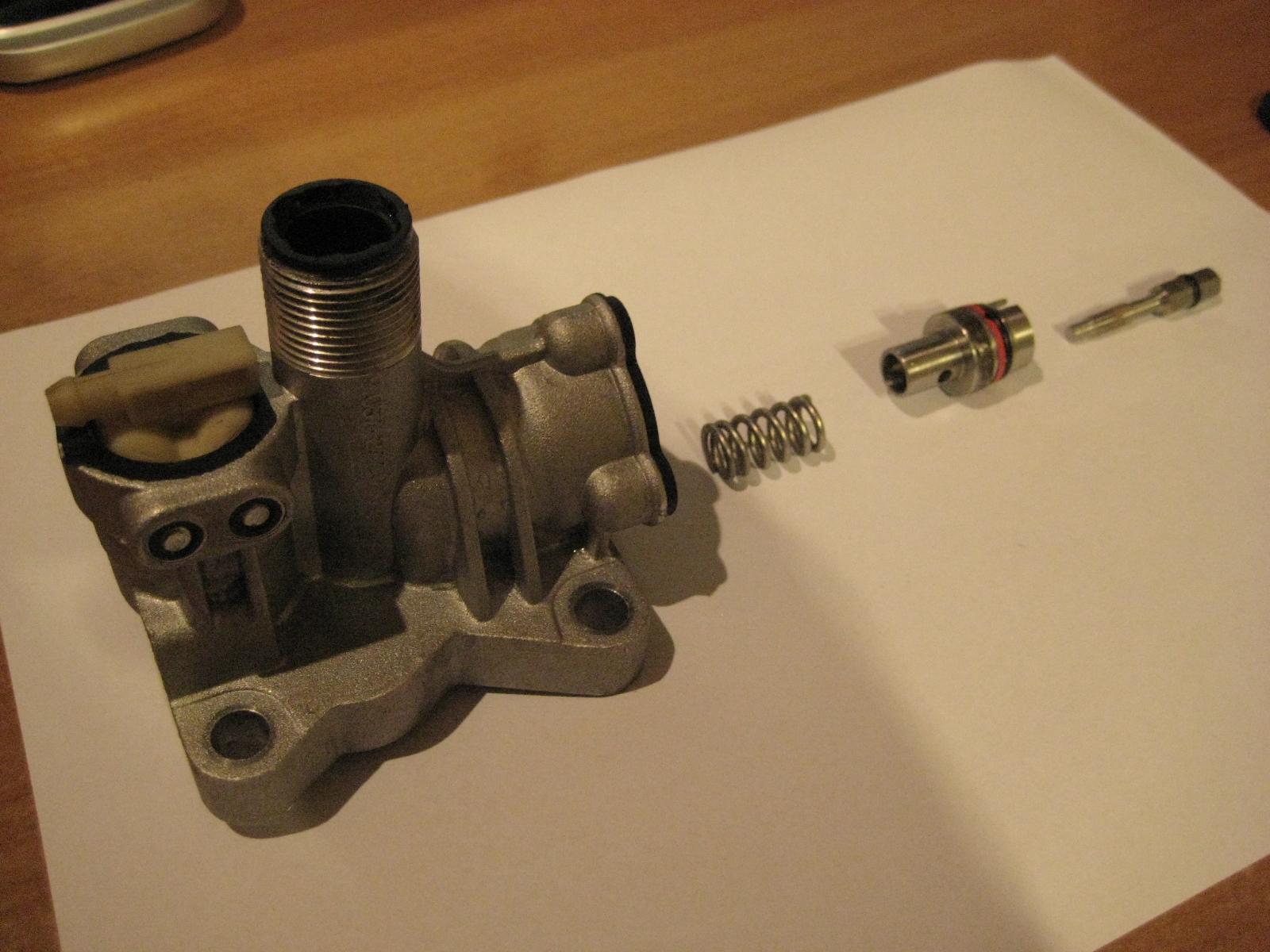 Karcher 5.55 - brak ci�nienia wody, silnik pracuje ca�y czas