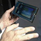 System sterowania smartfonami za pomoc� gest�w