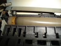 Nowy toner - brudzi i zagina kartki (hp 4050)