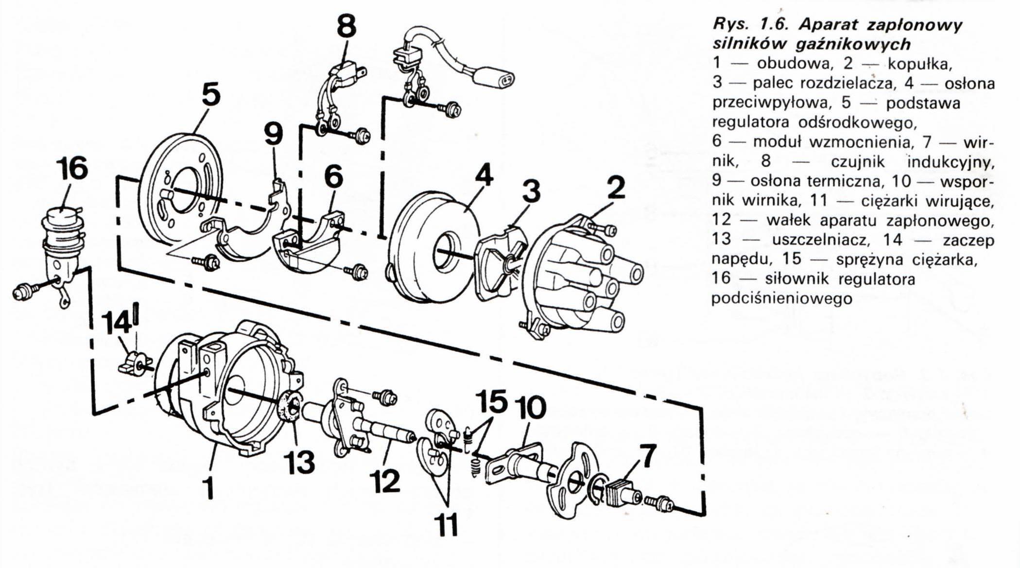 Mazda 323F 1,6 16V brak iskry ma cewce