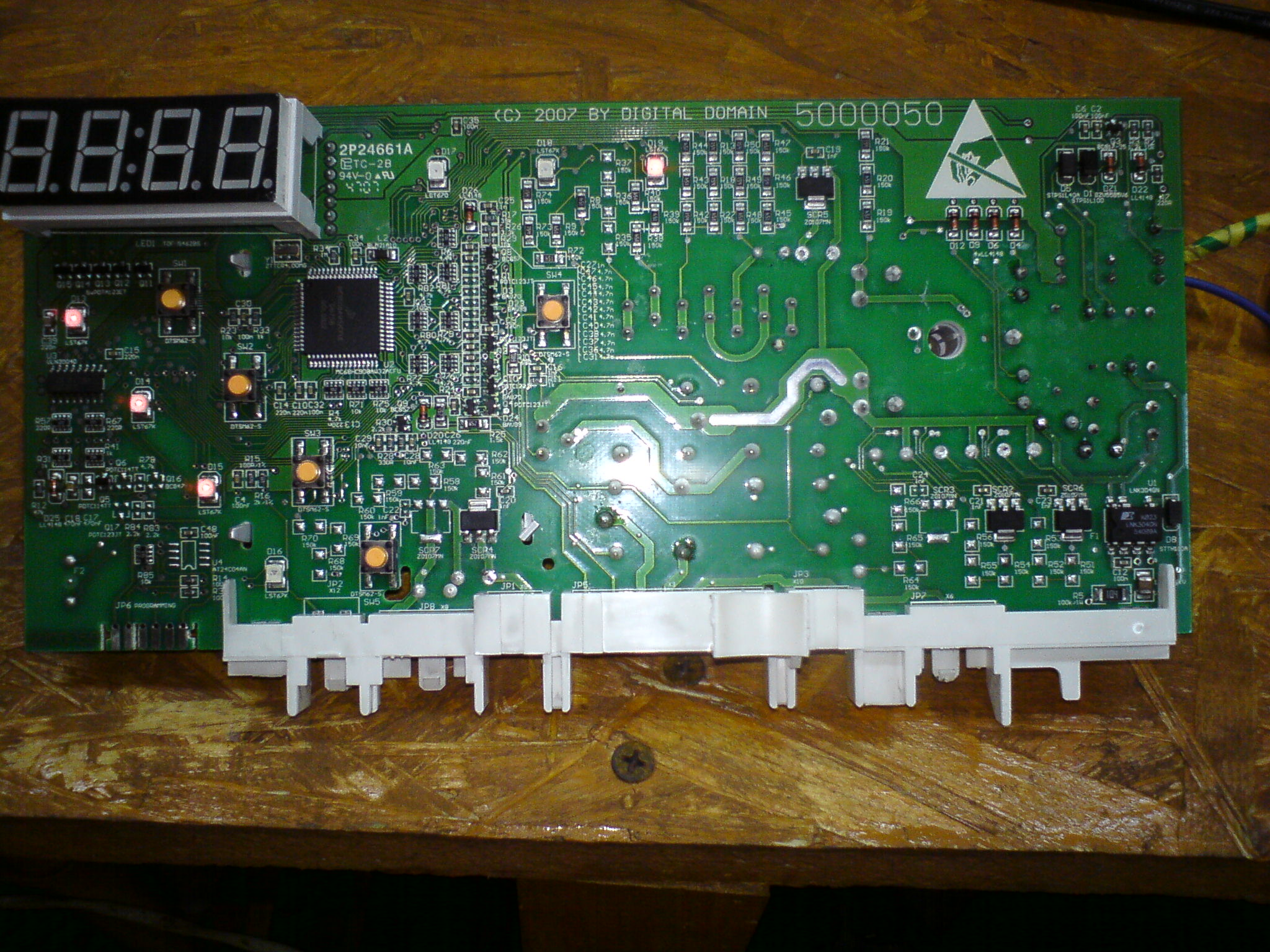 Amica PCT5510B412 pomoc w naprawie modu�u