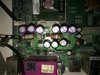Komputer 2003r. - Monitor nie reaguje, Dioda HDD nie świeci, płyta nie pika.