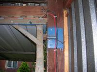 Dobór siłowników do uchylnej bramy garażowej.