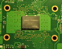 Laptop Toshiba L300-11m restartuje si� przy instalacji systemu