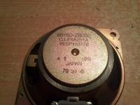 Głośniki przenośne 3x10W.
