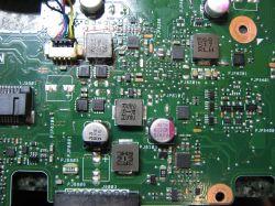 Asus F554L - Brak reakcji na włącznik.