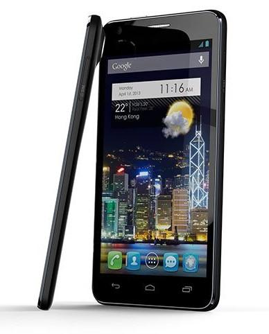 """One Touch Idol S - smartphone z 4,7"""" ekranem w obudowie o grubo�ci 7,4 mm"""