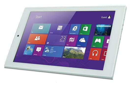 """Cherry Mobile Alpha Play - 8"""" tablet z 4-rdzeniowym Atom i Windows 8.1"""