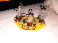 Budżetowy wzmacniacz lampowy x2