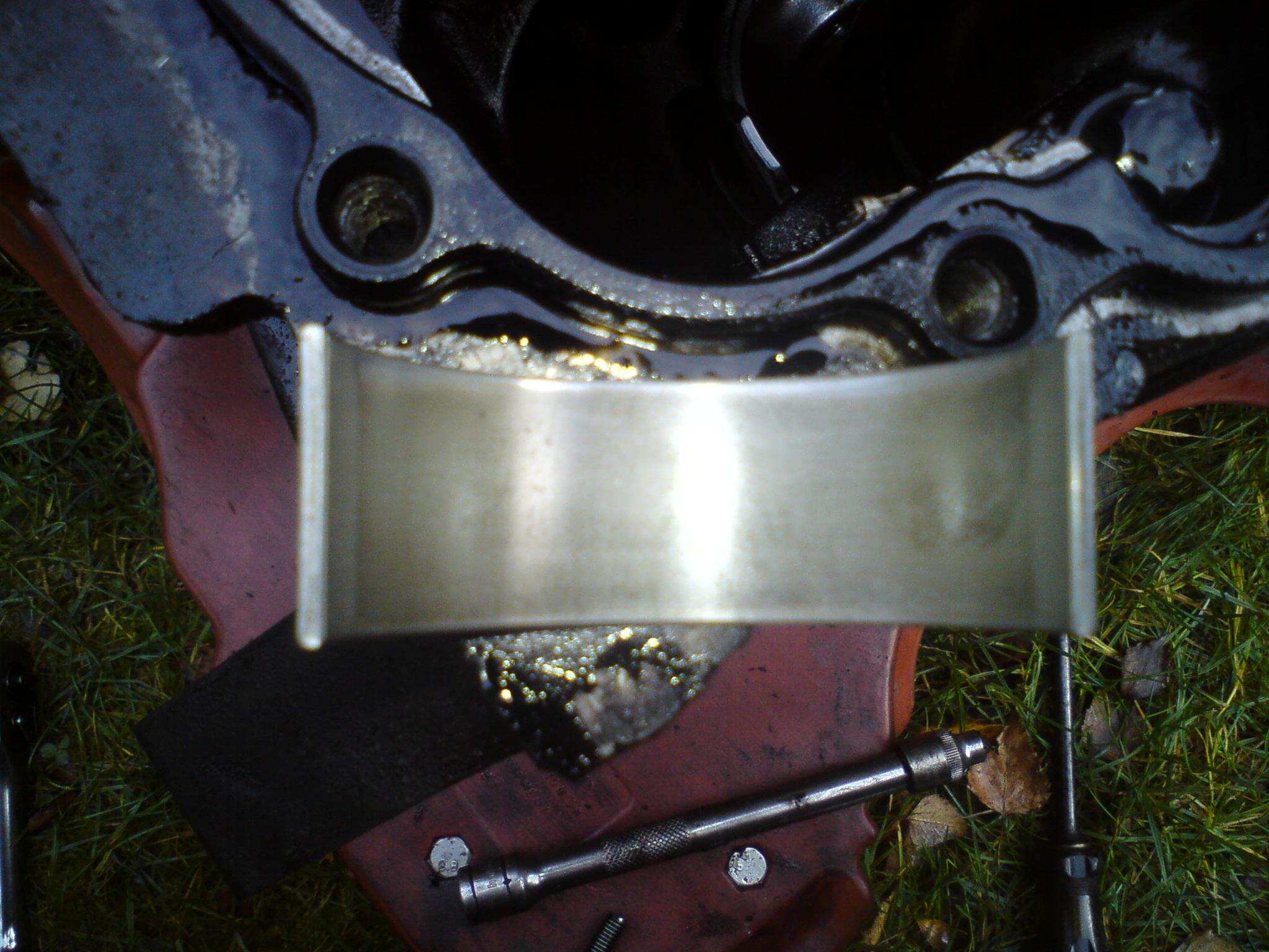 Renault/Volvo/Nissan - Remont silnika 1.9DCI F9K ...