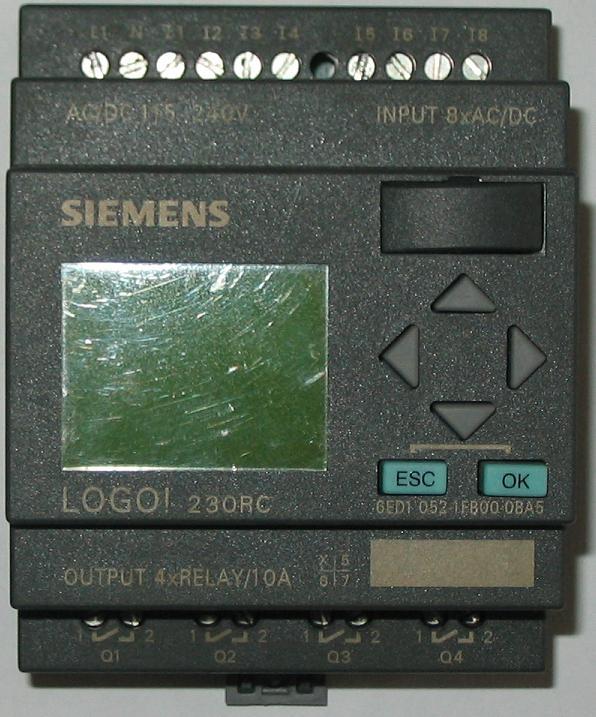 [Sprzedam] Sterownik Siemens Logo! 230RC zasilanie 230V