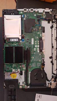Lenovo L450 - Laptop ładuje baterie tylko przez 3 sekundy