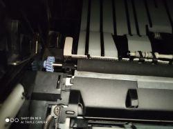 HP LaserJet 4350n - Czyszczenie utrwalacza.