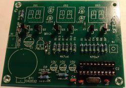 Recenzja, kit zegara cyfrowego SFT-CK201.