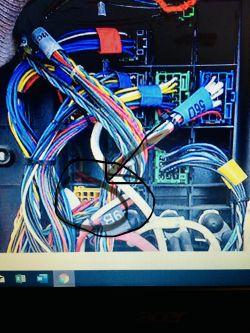 Daf XF 105 2011rok 2xNox - AdBlue problem