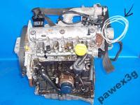 Laguna II 2003    para lub dym z silnika                zdjecie