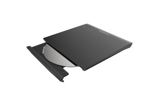 Samsung SE-218GN - zewn�trzny nap�d DVD o wysoko�ci 14mm