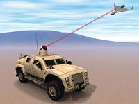 Amerykańskie wojsko chce wyposażyć się w lasery do strącania dronów