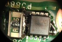 Identyfikacja tranzystora z p�yty g��wnej ultrabooka ASUS