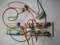 Wymiana tranzystorów mocy sterownika serwomechanizmu do 8 A