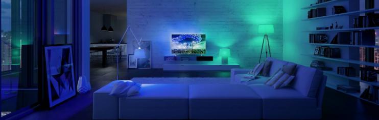 Nowoczesne telewizory Smart TV i Ambilight na wyciągnięcie ręki