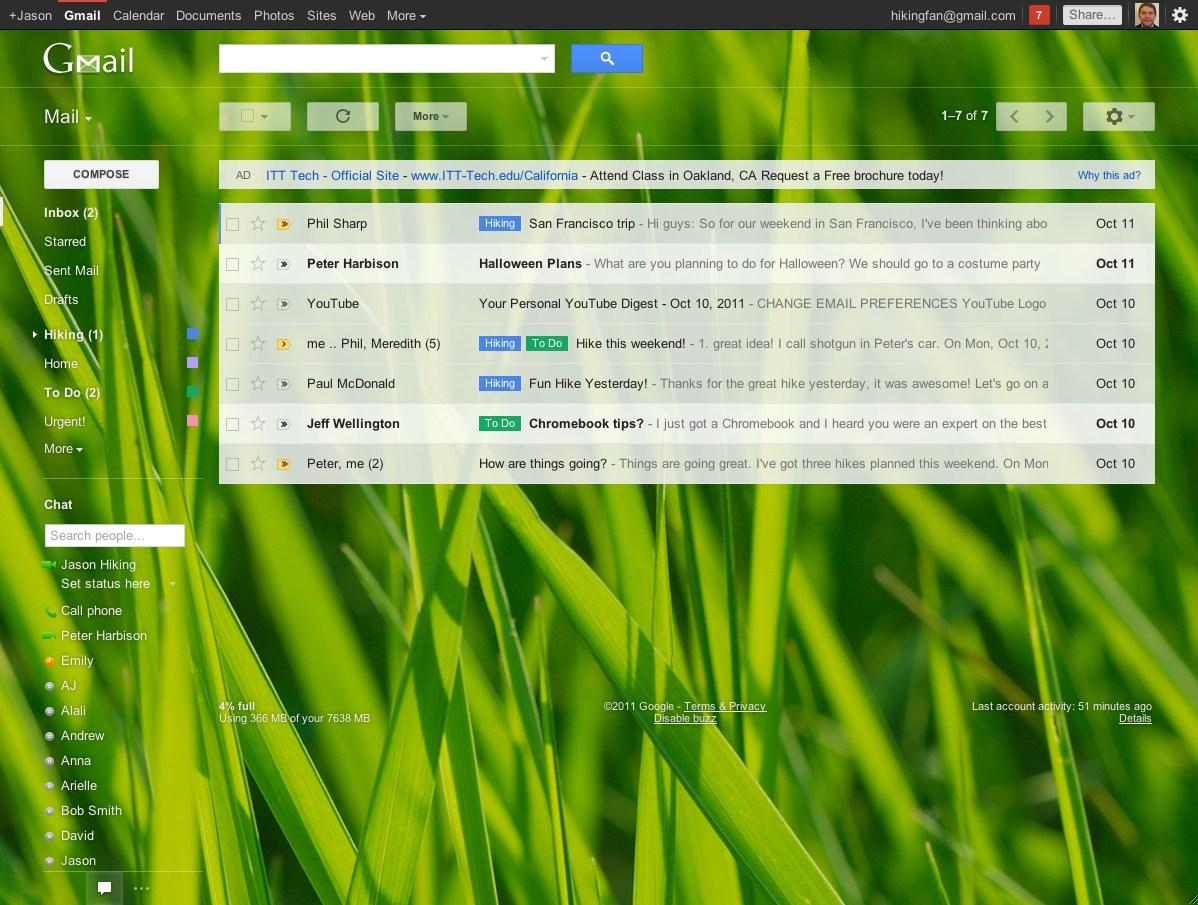Gmail ma nowy interfejs graficzny