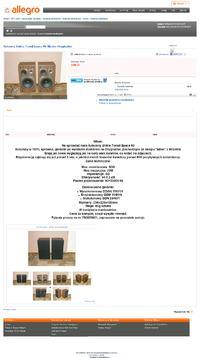 Kolumny Tonsil ZgC 40-8-580 do ma�ego pokoju
