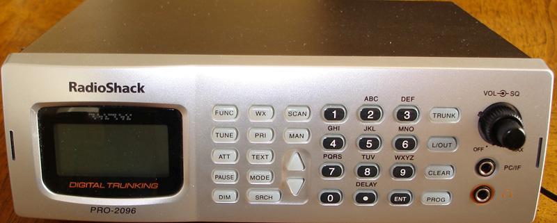 Realistic PRO-2096, PRO2096 Instrukcja EN