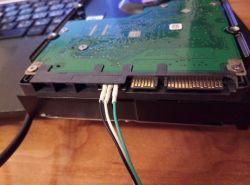 SEAGATE ST1000DM003 - umarł po aktualizacji firmware