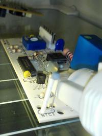 Lodówka Ardo C023B-2H - Agregat nie włącza się, brak oświetlenia, wymiana modułu