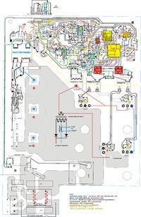 Schemat spawarki firmy Castolin Powermax2