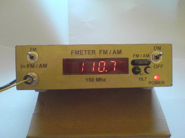Miernik cz�stotliwo�ci LC 7265+LB3500 za 10-15 PLN