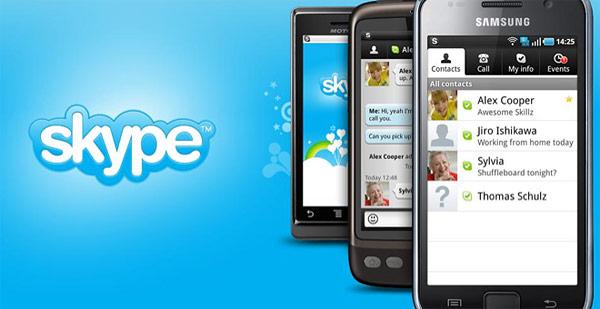 Nowa wersja Skype (2.5) dla urz�dze� z systemem Android