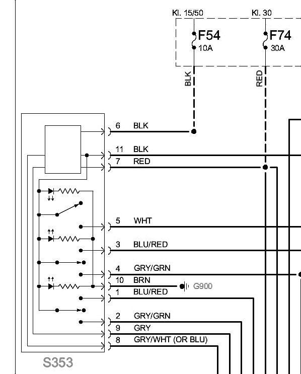 Opel Vectra b '98  -  nie dzia�aj� elektryczne szyby.
