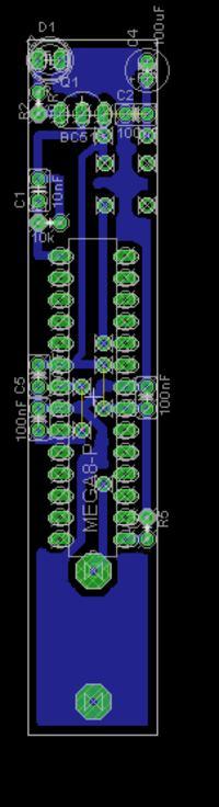 Sterownik automatycznej bramy + pilot